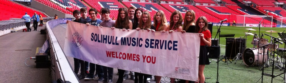 Solihull Music Service